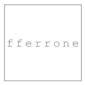 MyBridget Luxuriöse Geschenke und Gläser von fferone Design