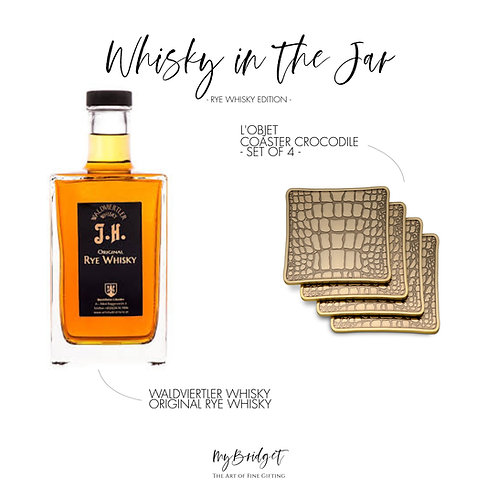 WHISKY IN THE JAR - RYE WHISKY EDITION