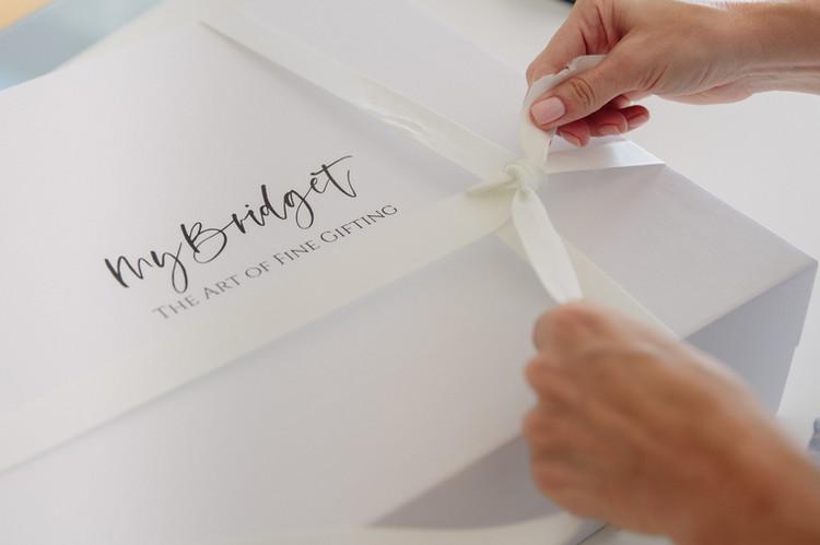 MyBridget Birgit Witrisal Geschenke wunderschön per Hand verpackt