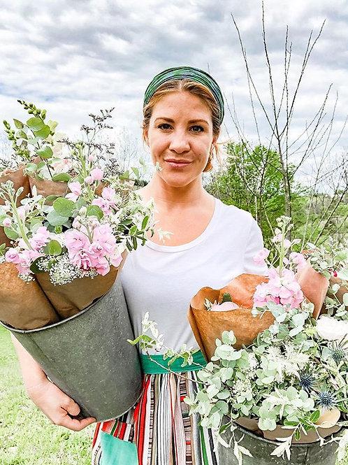 2 Month Seasonal Bouquet Subscription