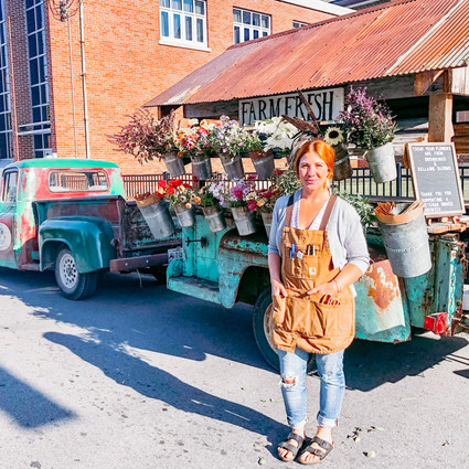 Flower truck and cart.jpg