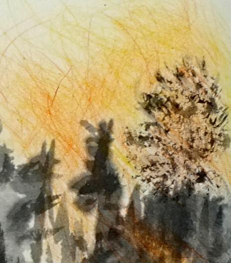 Golden-trees-detail