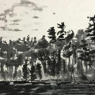Along the Rideau, Daniel Buckles