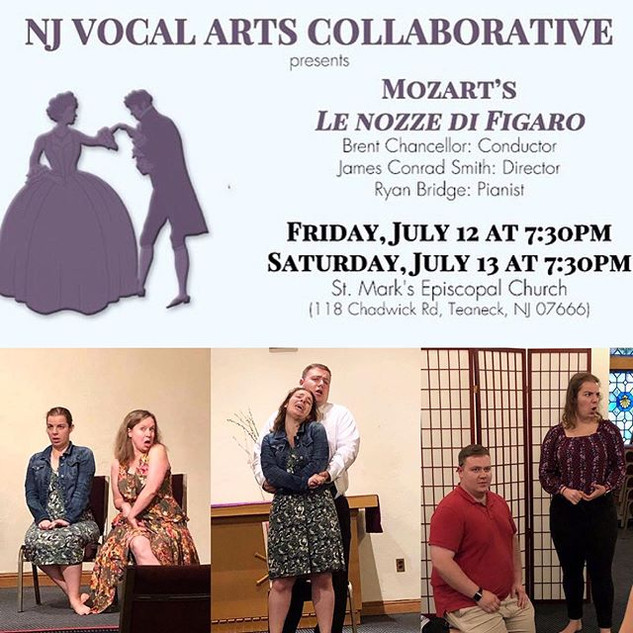 NJ Vocal Arts Collaborative, 2019