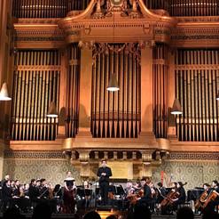 La Lluvia, Joel Thompson, Yale Philharmonia, 2019