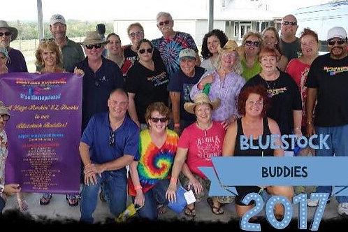 Be a Bluestock Buddy