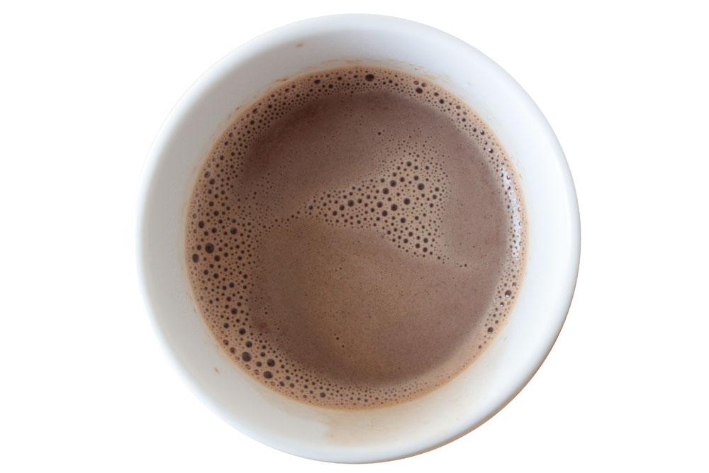 chocolat chaud hotel