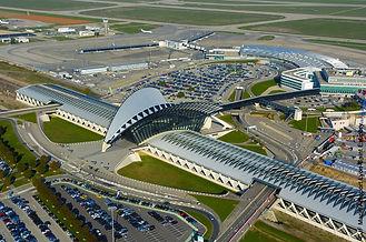 navette aéroport TGV Lyon St Exupéry