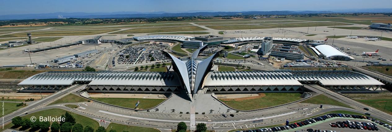 L-aeroport-de-Lyon-Saint-Exupery