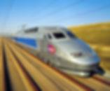 navette  gare TGV Lyon St Exupéry