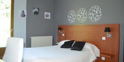 chambre confort gris