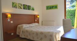 chambre confort vert