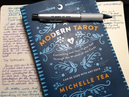 Book Review: Modern Tarot, by Michelle Tea