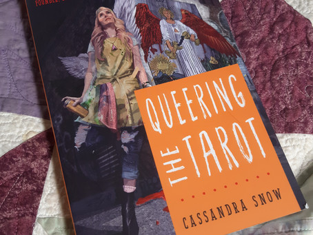 Book Review: Queering the Tarot by Cassandra Snow