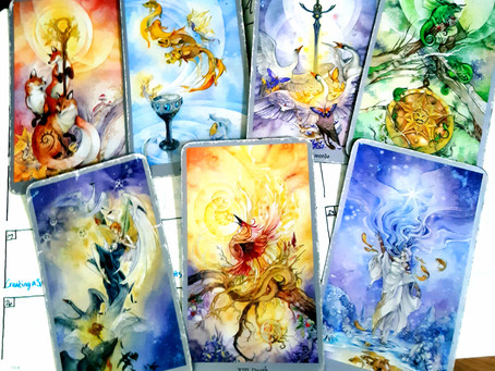 Deck Review: the Shadowscapes Tarot