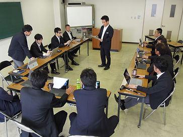 機工部営業会議