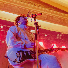 Metronomy at the UC Theater in Berkeley