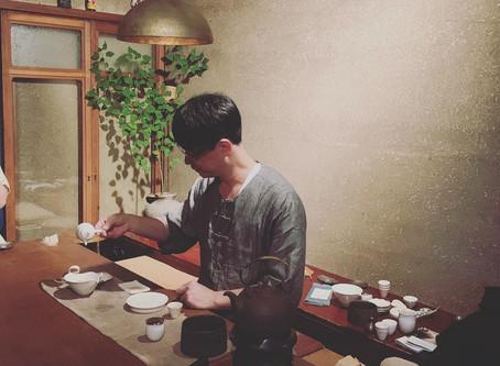 林永勝 茶器展「一人茶、二人そして三人」@好日居(京都)