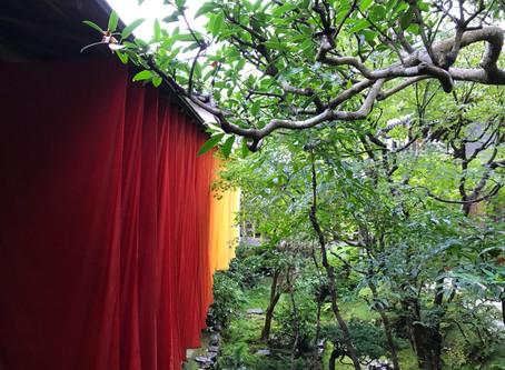 "KITTA exhibition ""ひらく"" @安楽寺 (京都)"