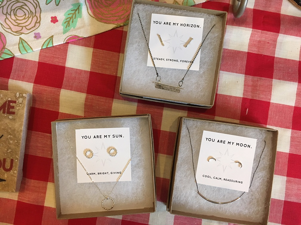 Handmade Sterling Silver Gift Sets