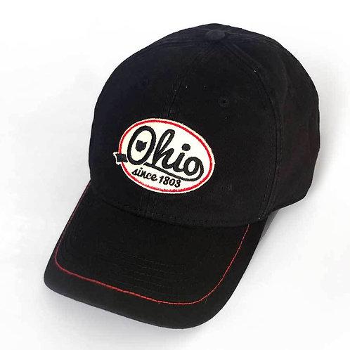 Ohio Script Ball Cap