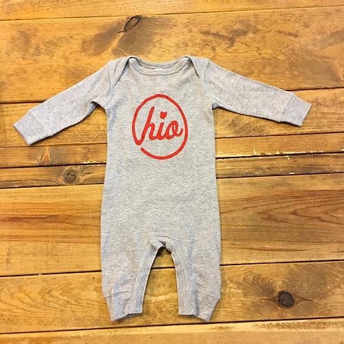 Ohio Baby Romper