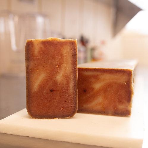 Tangerine Grapefruit Handmade Soap