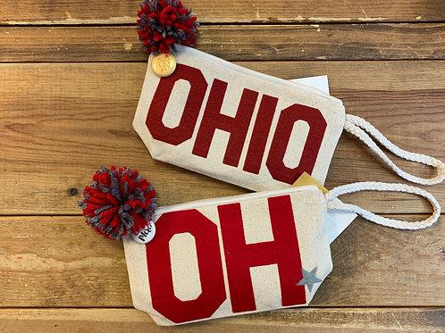 Ohio Pom Pouch