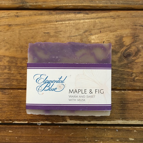 Maple & Fig Soap