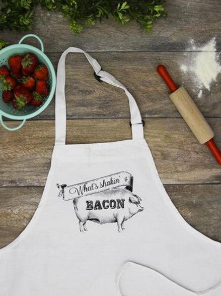 What's Shakin Bacon Apron