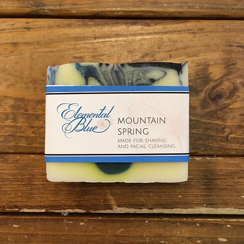 Mountain Spring Handmade Soap