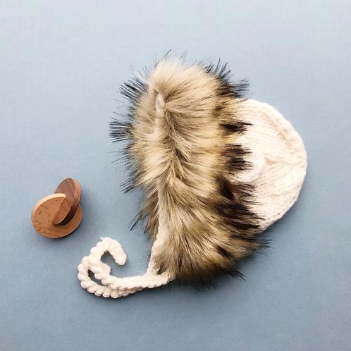 Lion Knit Hat