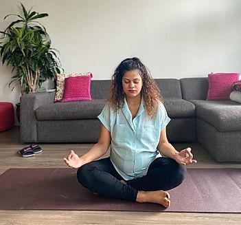 Prenatal Yoga in Jersey City - Sacred Souls Yoga Studio