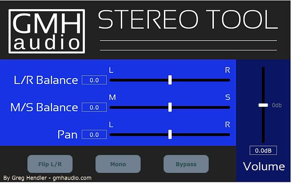 Stereo Tool plugin vst gratuit