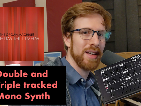 Video: Analog Synth Layering with the Moog Werkstatt