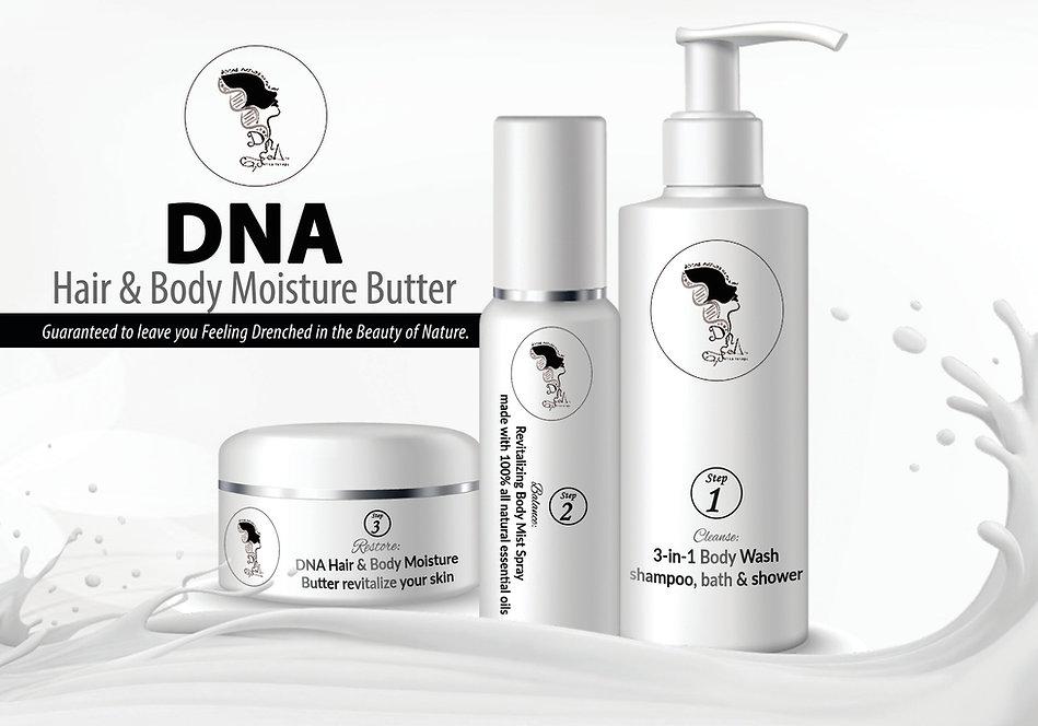 DNA Three Step System