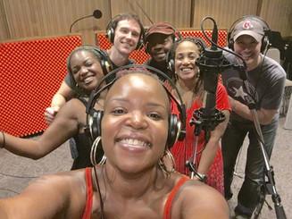In the Studio, Tamara, Jamie Hosmer, Michelle Johnson