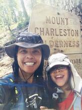 Mt Charleston Summit 2020