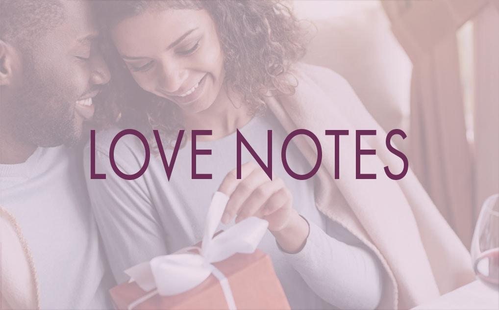 Send a LOVE NOTE via E-Singing Telegram