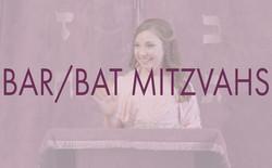 Send a BAR or BAT MITZVAH E-Singing Telegram