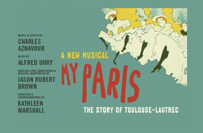 My Paris, the story of Toulouse-Lautrec