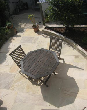 Patio Design and Build