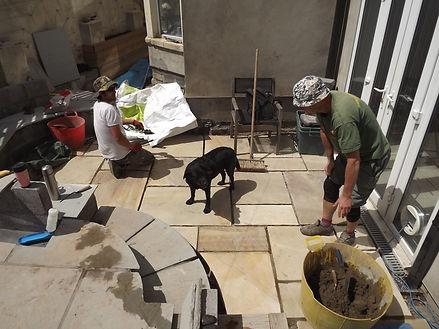 garden design & landscaping work experience