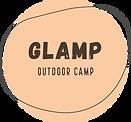 Glamp Outdoor Camp Logo