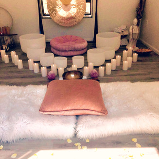 The Sacred Lotus Sound + Reiki Session