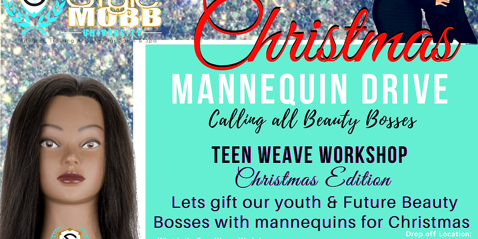 Mannequins for Christmas