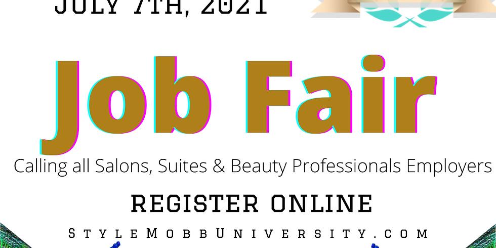 Homecoming Week Job Fair