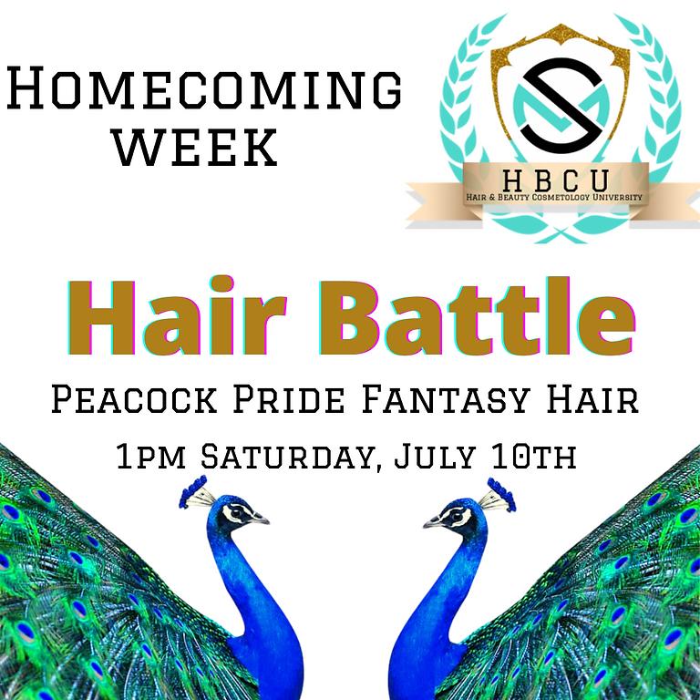 Hair Battle Homecoming Week