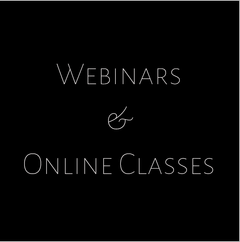 webinar online classses