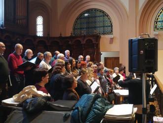 Misa de Navidad y concierto de año nuevo